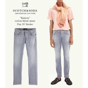 SCOTCH&SODA/スコッチ&ソーダ スリムフィットデニム RALSTON - Regular Slim-Fit  292-35515【159662】 bethel-by