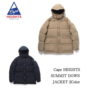 SALE/30%OFF Cape HEIGHTS/ケープハイツ SUMMIT DOWN JACKET 送料無料 定価:¥56,000 bethel-by