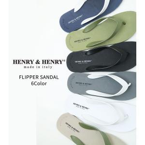 HENRY&HENRY/ヘンリーアンドヘンリー SANDAL FLIPPER 6Color bethel-by