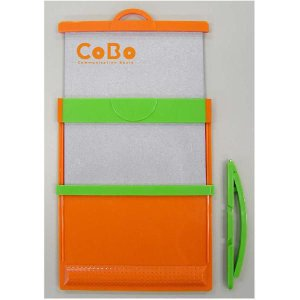 CoBo 目も会話に参加 会話が弾む筆談ボード|better-hearing