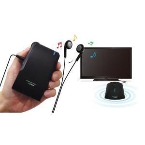 サウンドスキップ 【在庫あり・即納】 (送信機+受信機+イヤホンセット) デジタルコードレスでTV音を直接耳へ Sound Skip|better-hearing