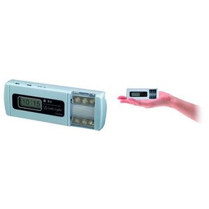 シルウオッチ 振動、文字、音、光で来客や電話着信、警報音を知らせ|better-hearing