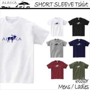 ALASCA Tシャツ メンズ 半袖 16-17 ALASCA スノーボード ショートスリーブ moose レディース メール便可|betties-shop
