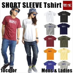 Tシャツ メンズ 半袖 15-16 BANPS ショートスリーブ tiltclip レディース メール便送料無料|betties-shop