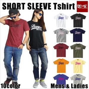 Tシャツ メンズ 半袖 15-16 BANPS ショートスリーブ wave  レディース メール便送料無料|betties-shop