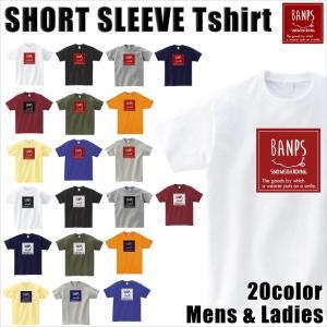 BANPS Tシャツ メンズ 半袖 16-17 BANPS ショートスリーブ LG レディース BANPSSNOWBOARDING メール便送料無料|betties-shop