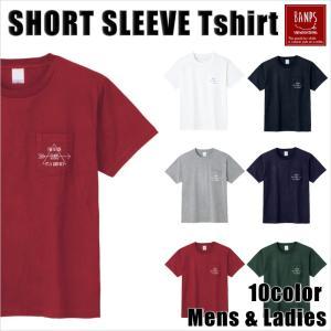BANPS Tシャツ メンズ 半袖 16-17 BANPS ショートスリーブ ポケット TR レディース BANPSSNOWBOARDING メール便送料無料|betties-shop