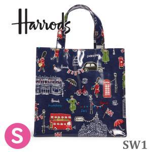 送料無料/HARRODS ハロッズ 正規品 トートバッグ 2016 SW1,ロンドン Sサイズ Mサイズ,Small Medium