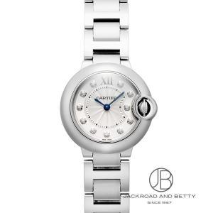 カルティエ CARTIER バロンブルー WE902073 【新品】 時計 レディース|bettyroad