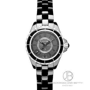 シャネル CHANEL J12 インテンスブラック H4196 【新品】 時計 レディース|bettyroad
