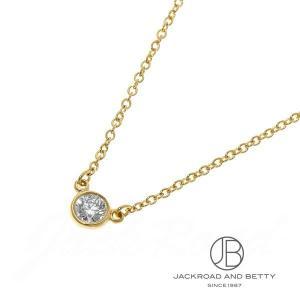 ティファニー TIFFANY&Co. エルサ・ペレッティ ダイヤモンド バイザヤード ネックレス 1...