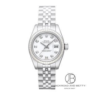 ロレックス ROLEX オイスターパーペチュアル デイトジャスト 179174G 【新品】 時計 レディース