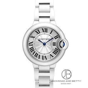 カルティエ CARTIER バロンブルー 33mm W6920084 【新品】 時計 レディース