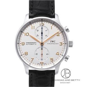 IWC IWC ポルトギーゼ クロノグラフ オートマチック IW371445 【新品】 時計 メンズ|bettyroad