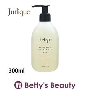 ジュリーク シャワージェル ローズN  300ml (ボディソープ)  Jurlique|bettysbeauty