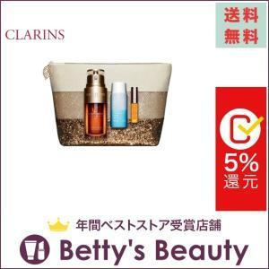 クラランス ダブルセーラムEXコレクション 3点セット  (スキンケアコフレ)  CLARINS|bettysbeauty