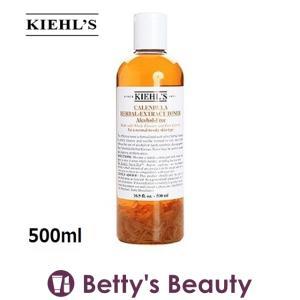 キールズ / キール ハーバル トナーCL アルコールフリー  500ml (化粧水)  プレゼント コスメ|bettysbeauty