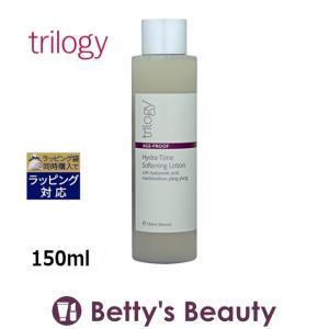 トリロジー エイジプルーフ ハイドラトーン ソフトニング ローション  150ml (化粧水)  Trilogy|bettysbeauty
