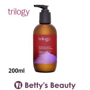トリロジー エイジプルーフ アクティブ クレンジングクリーム  200ml (クレンジングクリーム)|bettysbeauty