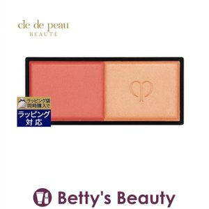 クレ・ド・ポー ボーテ ブラッシュデュオプードル 104(リフィル) 6g (パウダーチーク)  Cle De Peau/ コスメ|bettysbeauty