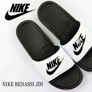 ナイキ ベナッシ JDI  NIKE BENASSI JDI  343880 100 メンズ サンダル WHITE /NIKE135