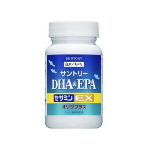 サントリー DHA&EPA セサミンEX 240粒 60日分 bewide
