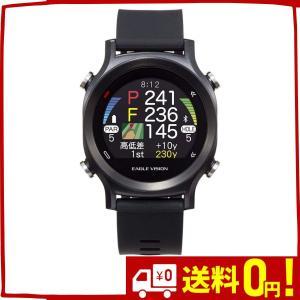 アサヒゴルフ EAGLE VISION イーグルビジョン ウオッチエース watch ACE EV-933 BK|bewide