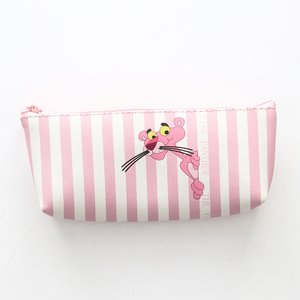 ピンクパンサー ペンケース ピンク 筆入れ ポーチ かわいい|bewide