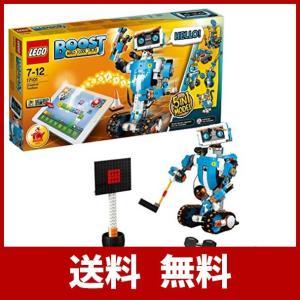 レゴ?ブーストの クリエイティブ・ボックスでレゴ?の世界を広げよう。おしゃべりロボット・バーニーを組...