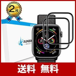 アップルウォッチ フィルム 44mm 全面 6d 9h auneos Apple watch Ser...
