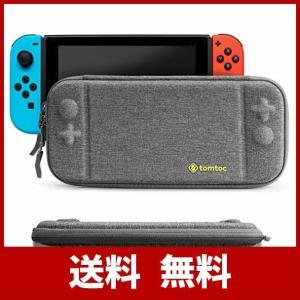 tomtoc Nintendo Switch保護ケース  Nintendo Switchを便利に持ち...