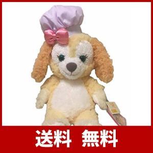 香港 ディズニーランド ダッフィー フレンズ クッキー ぬいぐるみ S