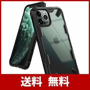 Ringke iPhone 11 Pro Fusion-X ケース (2019)    完全に輪郭を...