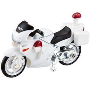 トミカ No.4 Honda VFR800 白バイ (箱) bewide
