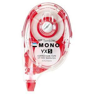トンボ鉛筆 修正テープ MONO モノYX 5mm CT-YX5|bewide