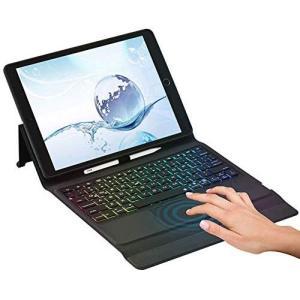 タッチパッドキーボード ケース iPad 10.2 2020 第8世代/2019 第7世代 iPad Air3|bewide