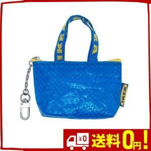 IKEA バッグ Sサイズ ミニ KNOLIG 財布 ポーチ ブルー 40428774 イケア|bewide