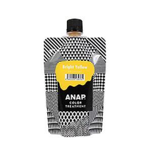 ANAP アナップ カラートリートメント 150g 『ブライトイエロー』|bexps