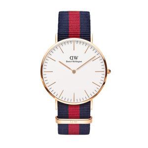 ダニエルウェリントン オックスフォード ローズ 40mm 腕時計 Classic Oxford ★ポイント10倍|beyondcool|02