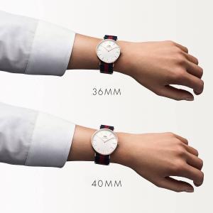 ダニエルウェリントン オックスフォード ローズ 40mm 腕時計 Classic Oxford ★ポイント10倍|beyondcool|06