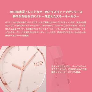 アイスウォッチ ICE-WATCH ICE glam colour アイスグラムカラー (ミディアム) 全5色|beyondcool|02