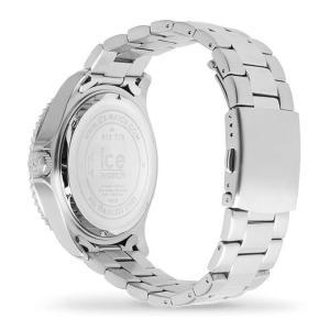 ICE-WATCH アイスウォッチ ICE steel - マリン シルバー (ラージ)|beyondcool|05