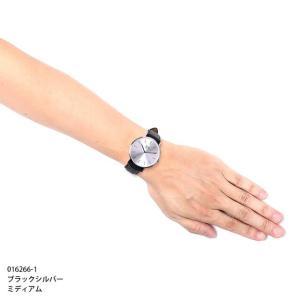 アイスウォッチ 腕時計 ICE-WATCH CITY classic - シティクラシック ブラック シルバー (ミディアム)|beyondcool|06
