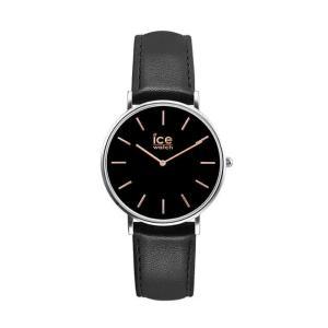 アイスウォッチ 腕時計 ICE-WATCH CITY classic - シティクラシック ブラック ローズゴールド (ミディアム)|beyondcool|02