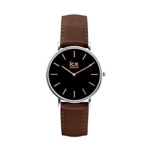 アイスウォッチ 腕時計 ICE-WATCH CITY classic - シティクラシック コニャック ローズゴールド (ミディアム)|beyondcool|02