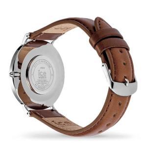 アイスウォッチ 腕時計 ICE-WATCH CITY classic - シティクラシック コニャック ローズゴールド (ミディアム)|beyondcool|05