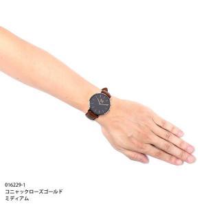 アイスウォッチ 腕時計 ICE-WATCH CITY classic - シティクラシック コニャック ローズゴールド (ミディアム)|beyondcool|06
