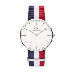 ダニエルウェリントン ケンブリッジ シルバー 40mm 腕時計 Classic Cambridge|beyondcool|02