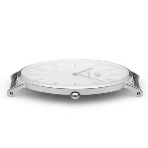 ダニエルウェリントン ケンブリッジ シルバー 40mm 腕時計 Classic Cambridge|beyondcool|03
