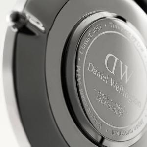 ダニエルウェリントン ケンブリッジ シルバー 40mm 腕時計 Classic Cambridge|beyondcool|04